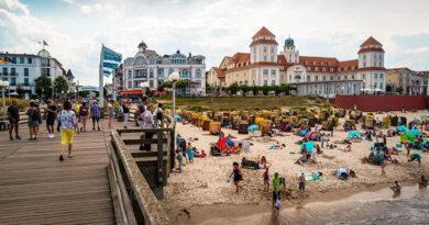 Маска для лица действует на ваших любимых европейских курортах