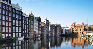 Амстердам вводит обязательные маски — несмотря на то, что эксперты говорят, что они не нужны