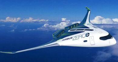 Эти концепции самолетов с нулевым уровнем выбросов от Airbus представляют собой более устойчивое будущее