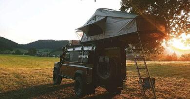 По данным Campspot, это самые популярные осенью места для кемпинга в США