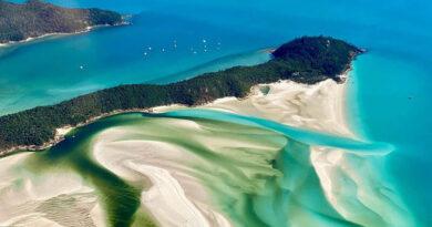На фотографиях: самые удивительные пейзажи Австралии