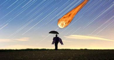 Этот невероятный метеоритный дождь будет виден в октябре