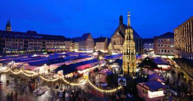 Один из самых известных рождественских рынков Германии был отменен