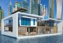 В Дубае откроется новый роскошный курорт, который плавает на воде