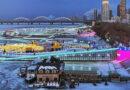 Невероятный китайский фестиваль снега и льда в Харбине — калейдоскопический праздник зимы