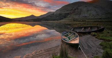 Национальный парк Глейшер имеет новый потрясающий «сестринский парк» в Ирландии