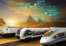 Египет планирует построить скоростной поезд из Красного моря в Средиземное