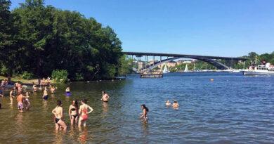 Лучшие пляжи в Стокгольме